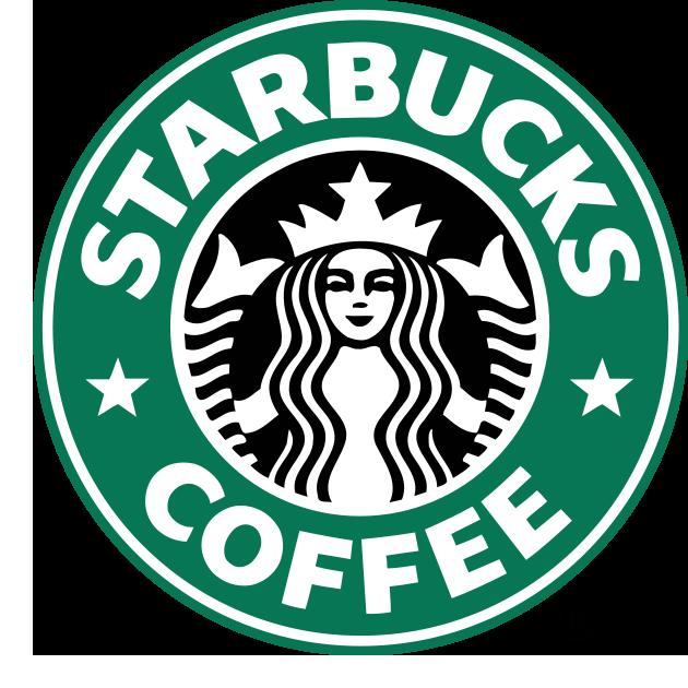 green Starbucks Coffee logo white writing